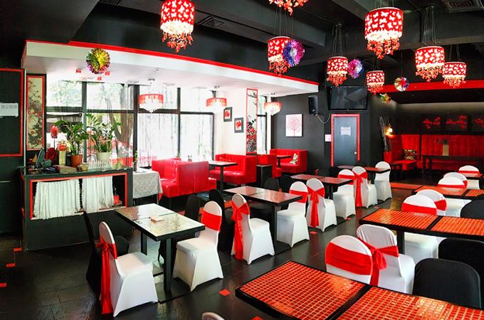 Дизайн кафе и ресторанов - Портфолио - Art-Divisionru